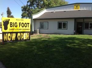 Discount Flooring Store in California Bigfoot Carpet