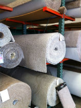 We sell cheap carpet and expensive carpet at discount prices.