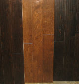 Discounted vinyl and hardwood flooring.